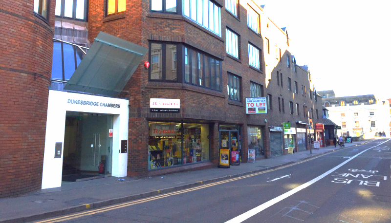 £11.5m Reading town centre investment site up for grabs