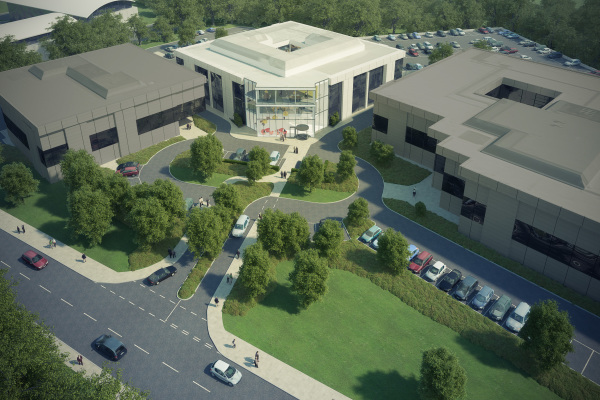 Patrizia announces new 50,000 sq ft business hub