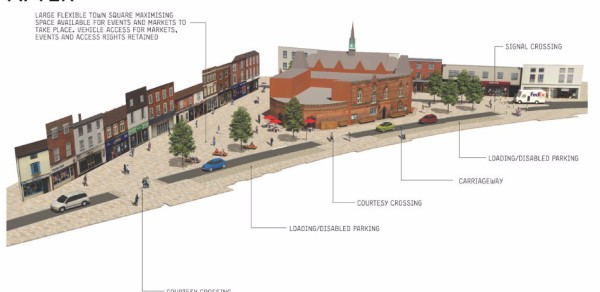 Workshop to plan Wokingham regeneration