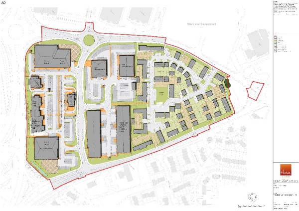 Kier submits plans for Reading Gateway