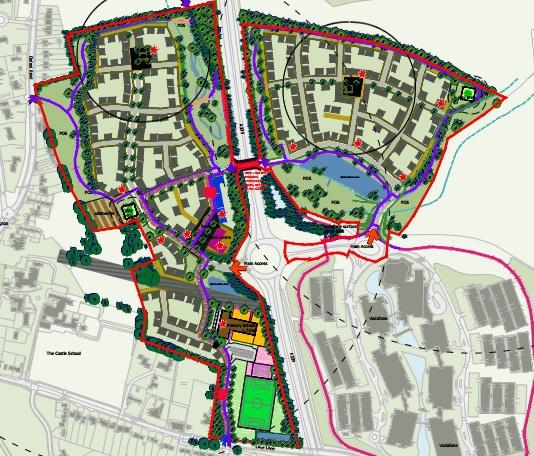 401 homes refused at Newbury