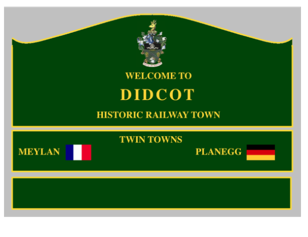 Didcot to be a Garden Town