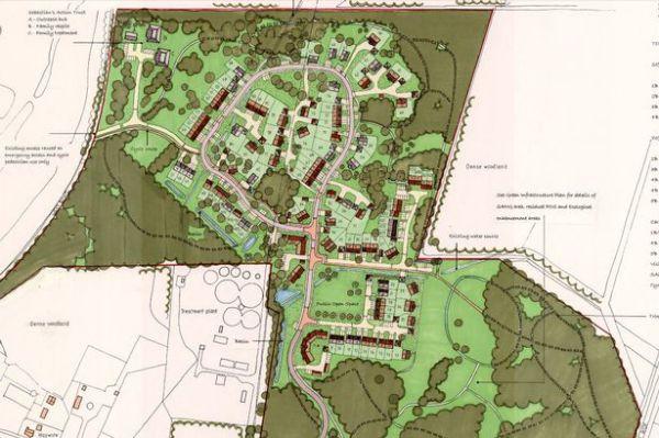 Antler Homes plan for 112 homes at Bracknell set for refusal