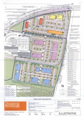 £11 million business and retail park planned for Milton Interchange