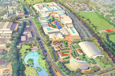 £200m plan for Basingstoke Leisure Park