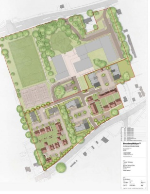 Council approves 189 Taylor Wimpey homes for Reading