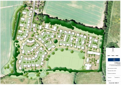 Plan for 170 homes on Henley outskirts