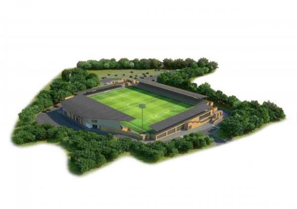 Decision Time for Basingstoke Town's new stadium