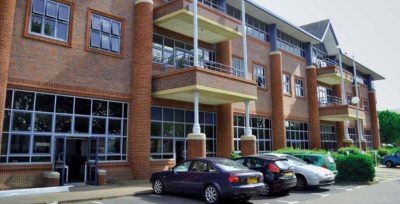 The current council offices at Milton Park