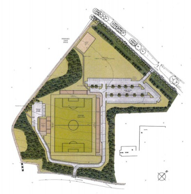 Basingstoke Town FC stadium plans blocked
