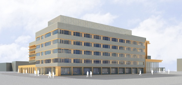 University library's £40m refit