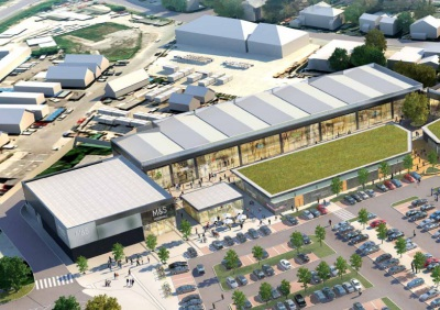 Orchard Centre £50m expansion imminent