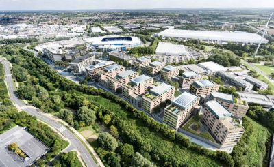 Exclusive: Royal Elm Park plans submitted