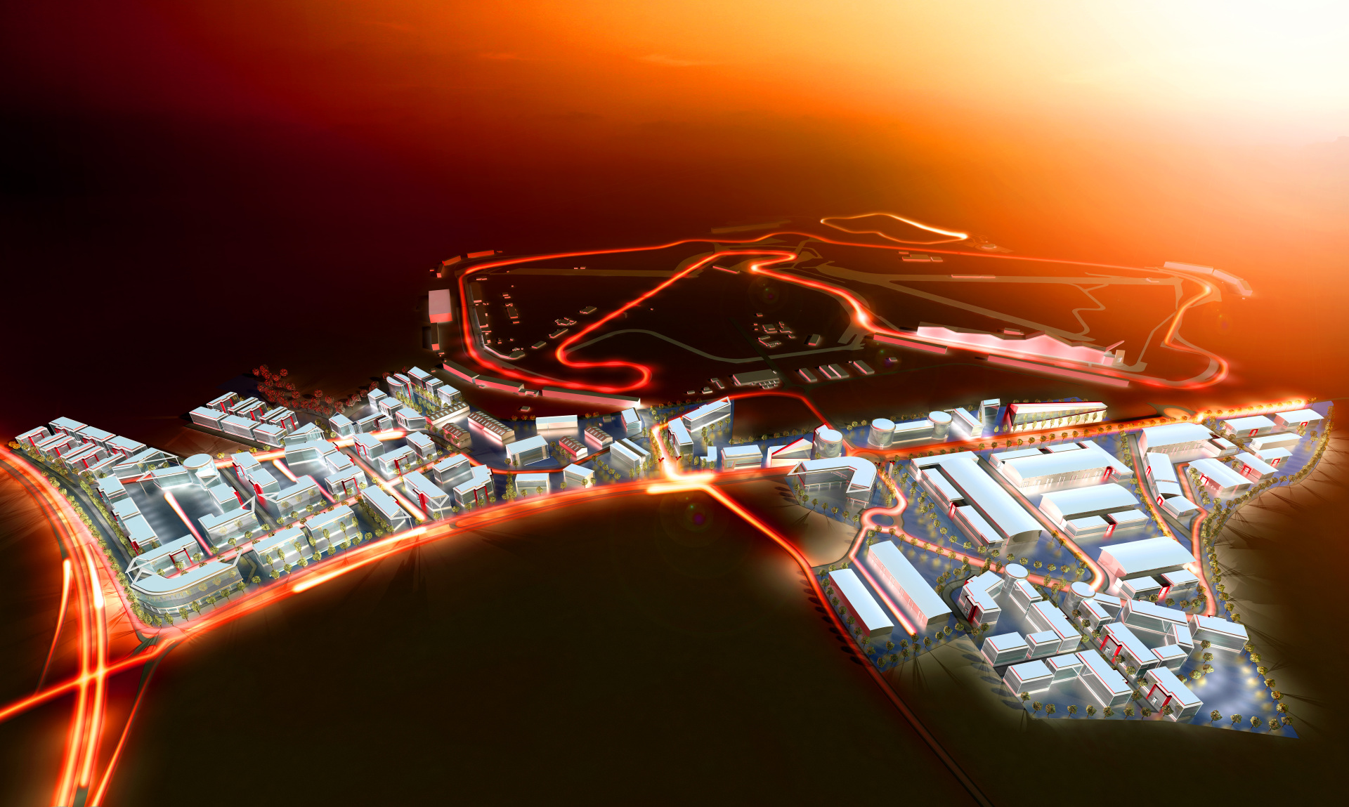 Silverstone Park will become a global hub for engineering, innovation and business development