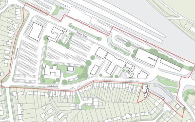 Major mixed use scheme planned for Didcot