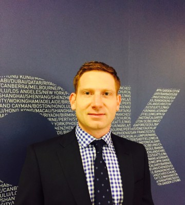 Mike Righton takes top role at RLB Wokingham