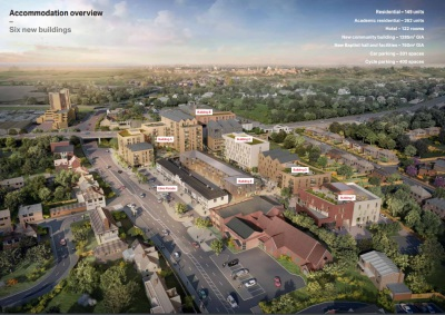 New proposals for Botley regeneration