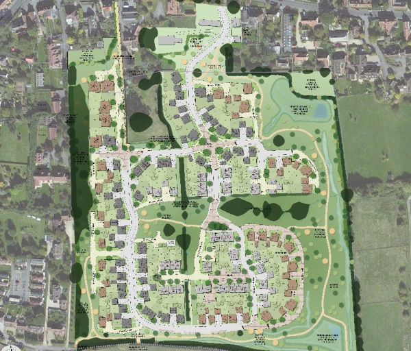 Drayton gets 140 more houses