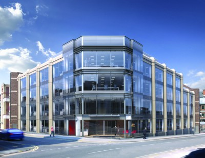 Coming soon: 9 Greyfriars - town's most energy efficient building