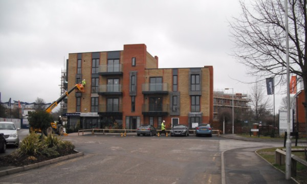 Bellway accused of 'cheapskating' on Kenavon Drive scheme