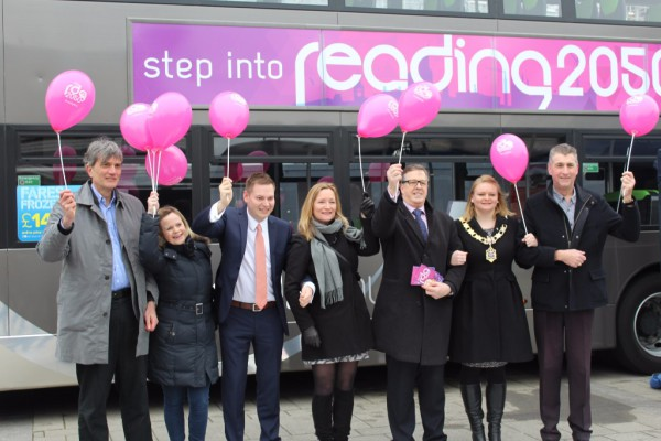 Public sees a future in Reading 2050