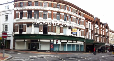 Exclusive: New plans imminent as Jacksons building is sold again