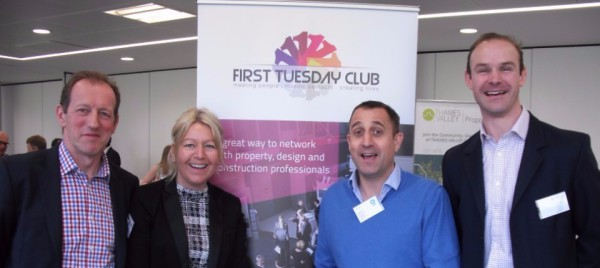 First Tuesday Club members updated on Winnersh Triangle