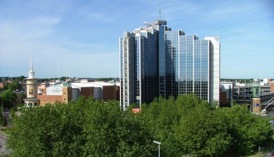 Churchill Plaza, Basingstoke, to become flats