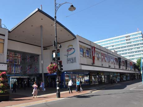 Hicks Baker appointed for Broad Street Mall's new era