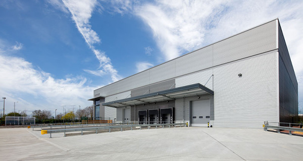 Segro unveils its latest Heathrow warehouse