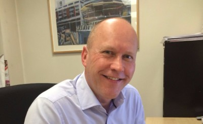 Oracle manager Steve Belam moves on