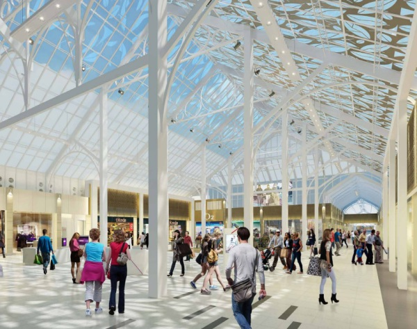 The Mall at Camberley prepares for facelift