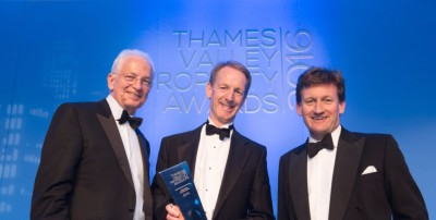 Outstanding award for T A Fisher