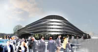 Lift off for Farnborough International Exhibition & Conference Centre