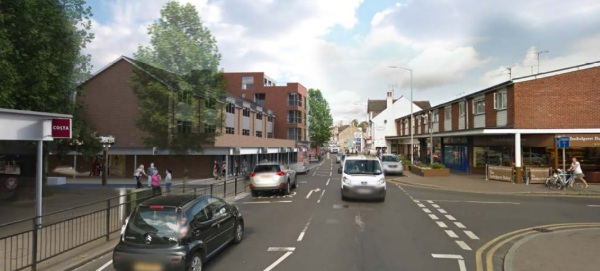 Hermes begins to rescue St Martin's Centre scheme