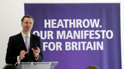 Heathrow launches expansion manifesto at Green Park