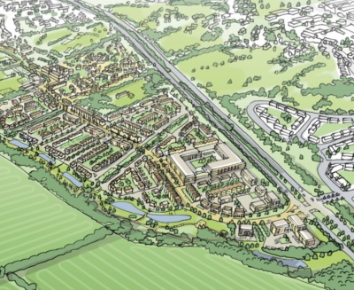 Anger over 12,000 homes destined for Oxford's Greenbelt