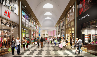 22 new stores sign up at Oxford's Westgate Centre