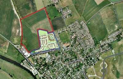 241 homes plan deferred for site visit