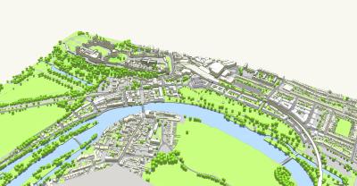 Windsor Link Railway planning application set for 2017