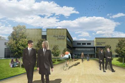 Woking school and leisure centre moves closer