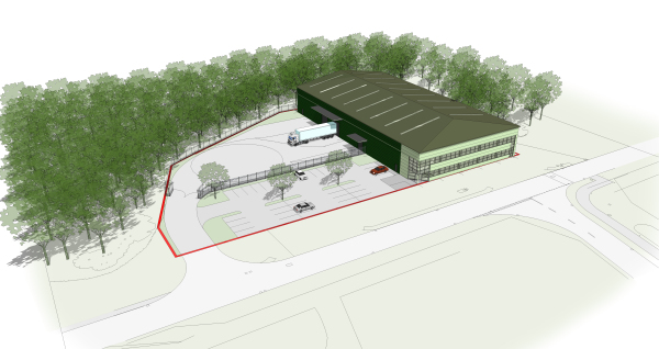 Westcott Venture Park seeks pre-let for new warehouse