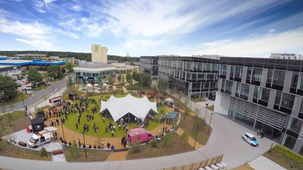 Winnersh Triangle shows off new developments
