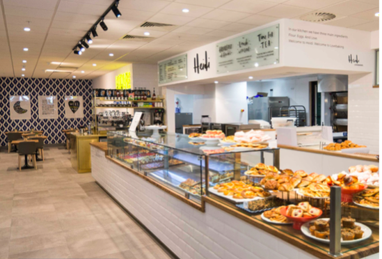 Heidi Bakery searches for Thames Valley sites