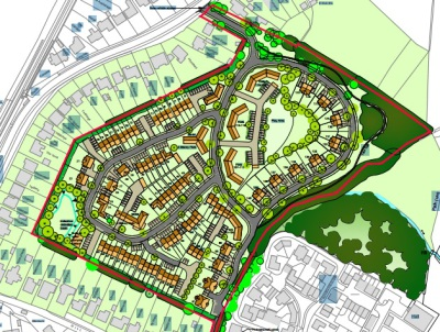 Plan for 140 homes goes to appeal before council can decide