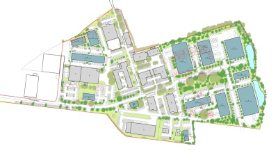 Grove Technology Park plans major redevelopment