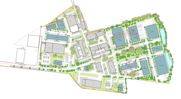 Grove Technology Park plans major redevelopment