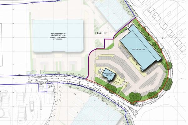 Suttons Business Park supermarket plan decision due by September
