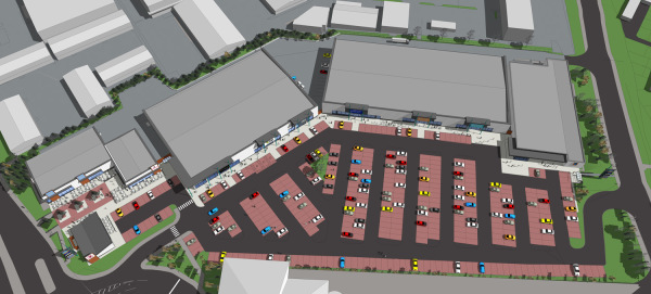 New Basingstoke retail park planned
