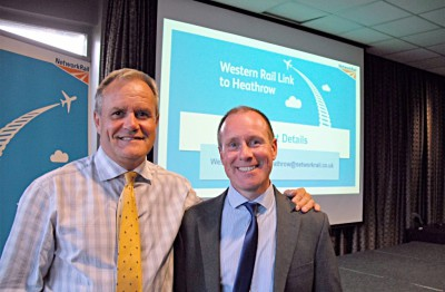 Network Rail presses home importance of western link